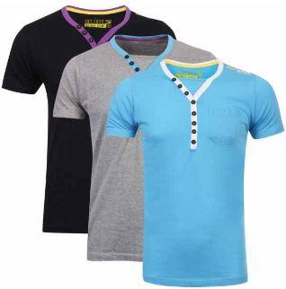 [thehut] 3er Pack V Kragen T   Shirts und 2er Pack Boxershorts je 12,99€ inkl. Versand