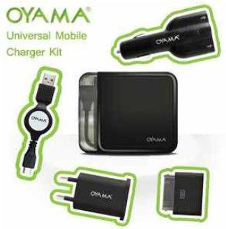 [iBOOD] Oyama: mobiles Universal Ladegerät, inkl. Versand 35,90€