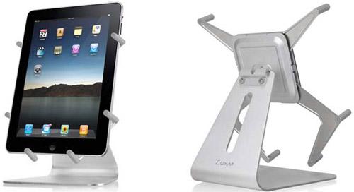 *Wieder da!* Luxa2 H4 iPad Halterung für 15,99€ (Preisvergleich 30€)