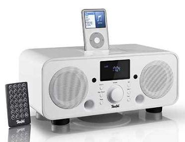 [ebay] Radio mit Dock für iPod: iTeufel v2 inkl. Versand 99,99€
