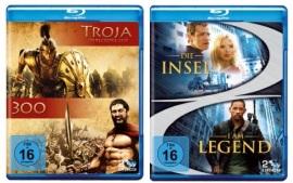 Doppel Blu rays für nur je 9,99€ inkl. Lieferung