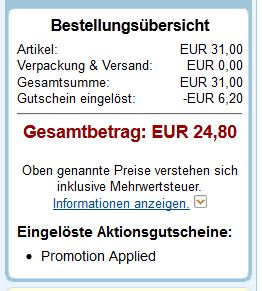 WMF Wasserkaraffe Basic für 24,80€ inkl. Versand (statt 35€)
