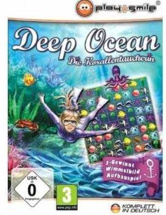 [Amazon] PC Game kostenlos: Deep Ocean, die Korallentaucherin (Wert 7,99)