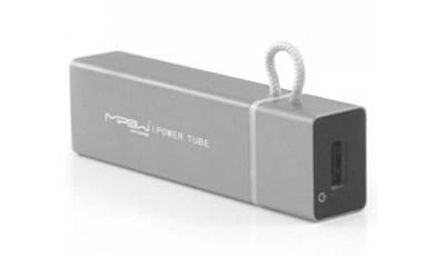 [cyberport] Update! mobiler Zusatzakku für Smartphones: MiPow PowerTube 3000 für 24,90€ inkl. Versand
