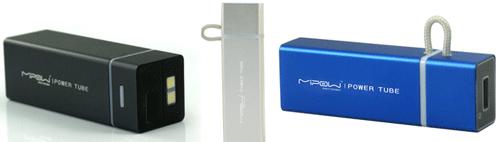 [Fab] mobiler Zusatzakko MiPow Powertube 4000 für 33,95€ inkl. Versand
