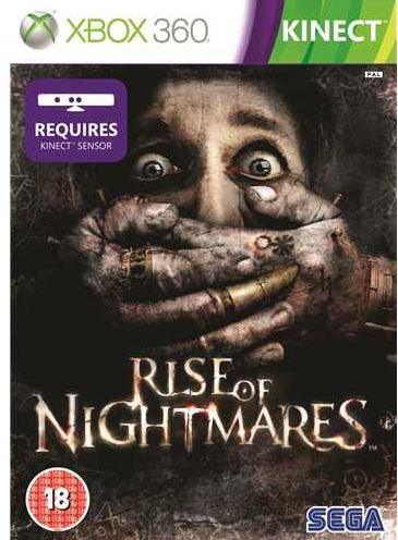 [Play.com] XBox Kinect Game: Rise Of Nightmares, inkl. Versand 10,99€