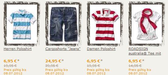 [Roadsign] 30% Rabattgutschein: Auf Sale und Outlet Klamotten!