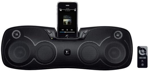 Logitech S715i iPhone/iPod Station für nur ~68€ dank 15% Gutscheincode statt 93€