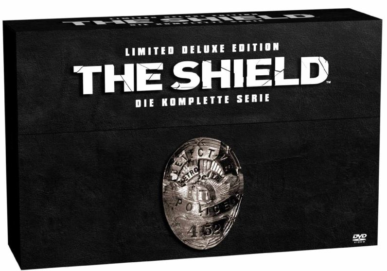 [Amazon] DVD Box: The SHIELD – Die komplette Serie (Limited Deluxe Edition) inkl. Versand 72,97€