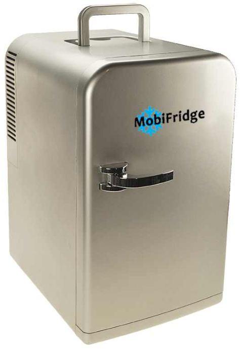 [ebay Wow] Camping Kühlbox: 15 Liter Mini Kühlschrank / Mini Bar, 12V/230V inkl. Versand 59,90€