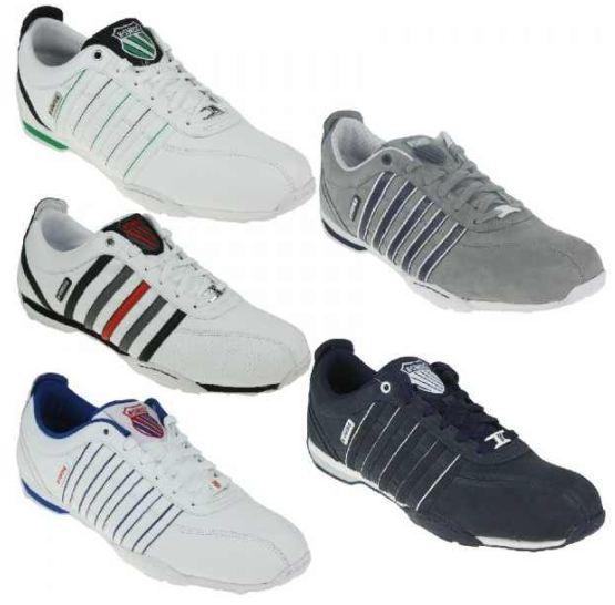 [ebay Wow] Sport Sneaker: K SWISS Arvee 1.5 aus Leder, 5 Modelle, inkl. Versand 39,90€
