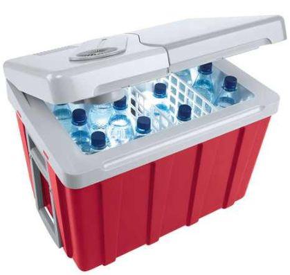 [ebay Wow] Kühlbox: Mobicool W40 12/230 Volt in rot und inkl. Versand 89,99€