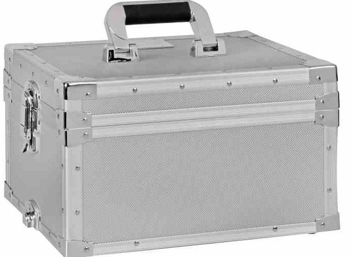 [ebay Wow] Alu Werkzeug Box: Hitachi Power System Case Typ 1 (35 x 23 x 25 cm) inkl. Versand 9,99€