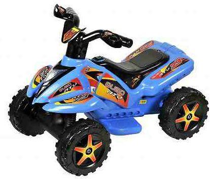 [ebay Wow] Kinder ATV QUAD Elektro Kindermotorrad, inkl. Versand 34,99€