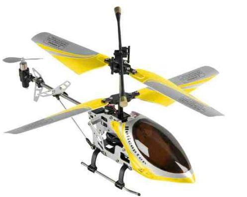 [ebay Wow] Männerspielzeug: Mini Alu Helikopter mit Gyro Technologie für nur 14,90€ inkl. Versand