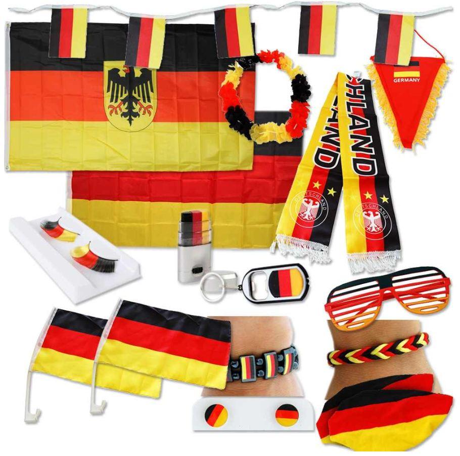 [ebay Wow] EM 2012: 5 Fan Pakete, inkl. Versand je 9,99€