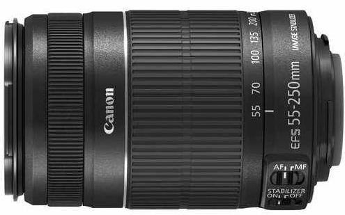 [ebay Wow] Canon Objektiv: EF S IS II 55 250mm f4.0 5.6 inkl. Versand 199€