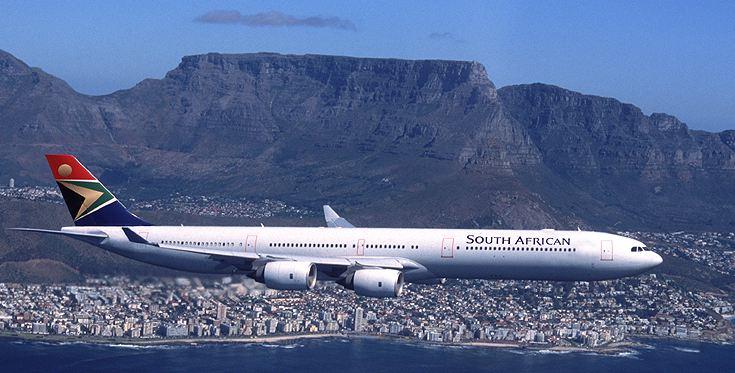 [eBookers] Flüge von Frankfurt nach Südafrika ab 394€
