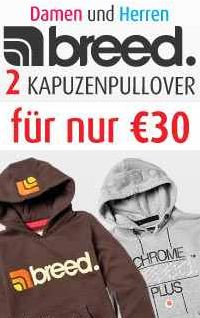 [MandMdirect] Sale: 20% Rabatt und  2 Hoodies für nur 30€
