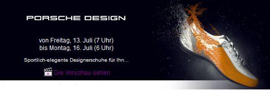 [Vente Privee] Ab sofort:  Calvin Klein & Porsche Design SALE