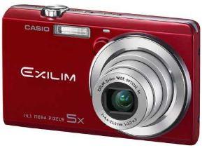 [ebay Wow] 14,1 MP Digitalkamera: Casio Exilim EX ZS 15 mit Touchscreen, 5x opt. Zoom, 3 Farben inkl. Versand 59€