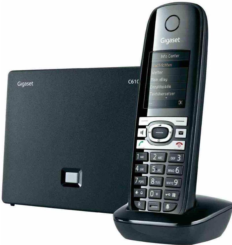 [digitalo] Voip Telefon: Gigaset C610IP dank Gutschein inkl. Versand 60,23€