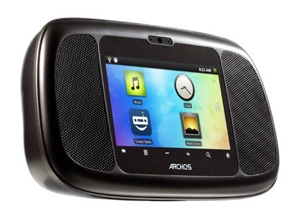 [ebay Wow] Android Internet Radio: ARCHOS Home Connect inkl. Versand 66€