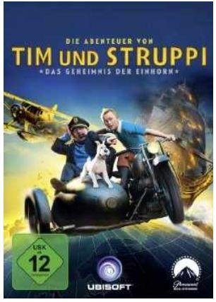 [Amazon] Game Download: Die Abenteuer von Tim und Struppi, Das Geheimnis der Einhorn inkl. Versand 10,97€