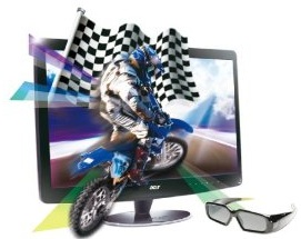 3D Gaming Monitor ACER HN274Hbmiid 69cm (27) inkl. Versand 341€ (Vergleich 405€)