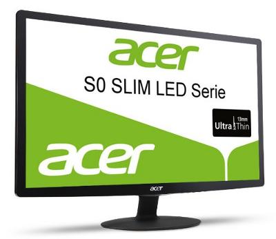 [Amazon Blitzangebot] 21,5 LED Monitor: Acer S220HQLBbd für 99€ inkl. Versand