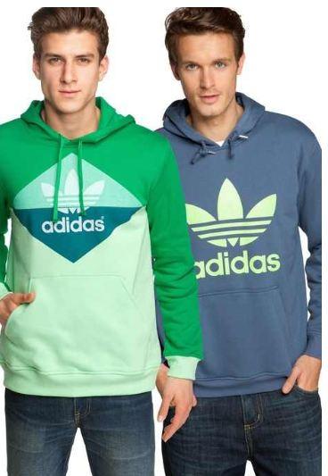 [ebay] adidas: Hoodie mit logo inkl. Versand 29,95€ & Damentasche mit Logo19,95€