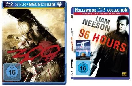 Viele reduzierte Blu rays bei Amazon! Reaktion auf das aktuelle Saturn Angebot