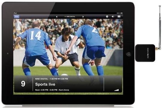 Elgato eyetv mobiler DVB T iPad/iPhone TV Tuner ab 52,90€