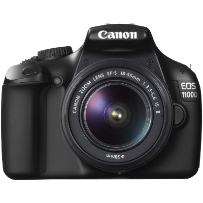 [Saturn] Hot! Super Sunday: CANON EOS 1100D 18 55mm IS II nur 299€