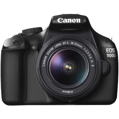 [ebay Wow] Canon EOS 1100D + Objektiv EF S18 55 DC III für 349€ inkl. Versand
