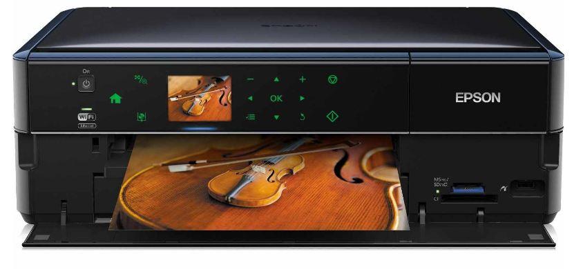 Epson Stylus PX730WD Multifunktionsgerät (WiFi, Ethernet, Drucker, Scanner, Kopierer, Duplex) für 99€ inkl. Lieferung