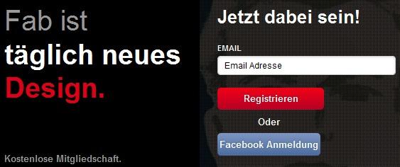 23€ Fab.de Gutschein kostenlos!