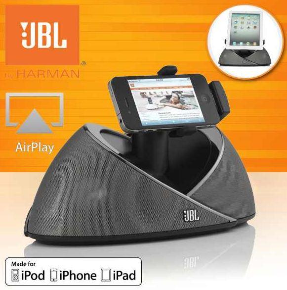 JBL On Beat Air   Lautsprecherdock mit Airplay inkl. Versand 49,99€   Update