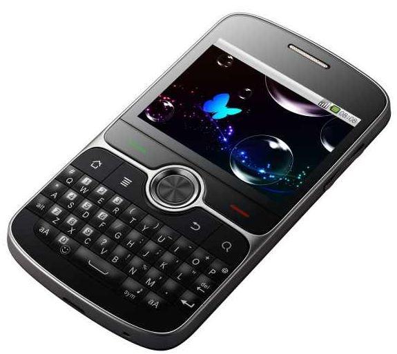 [Dealmaschine] Ab 12Uhr: Nur 50 Stück Android 2.2 Smartphone Huawei U8350 Boulder mit 2,6″ Touchscreen, inkl. Versand 79,90€