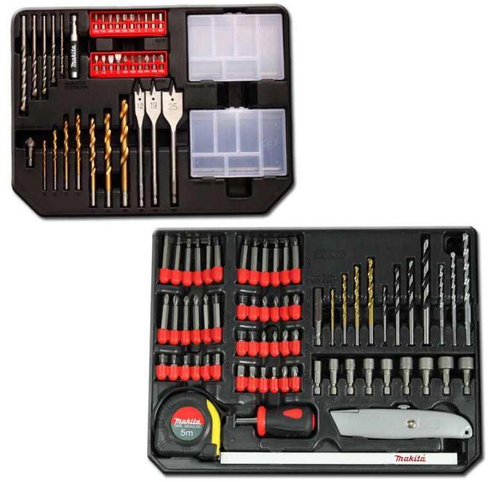[ebay Wow] Werkzeugset: Makita Zubehör Set 37 oder 67 teilig Bitsatz, inkl. Versand 9,99€