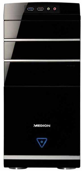 [ebay Wow] Mini Tower PC: Medion Akoya P5310 (i5, 3GHz, 4GB, 2TB, WLAN) B Ware inkl. Versand 419€