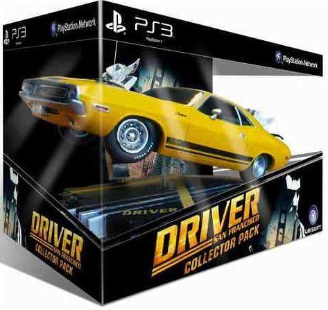 [buecher.de] PlayStation 3: Driver   San Francisco   Collectors Edition inkl. Versand 19,99€