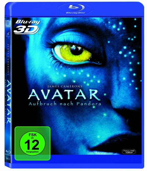 [Amazon] Avatar: Blu ray (Extended Collectors Edition) inkl. Versand 13,97€