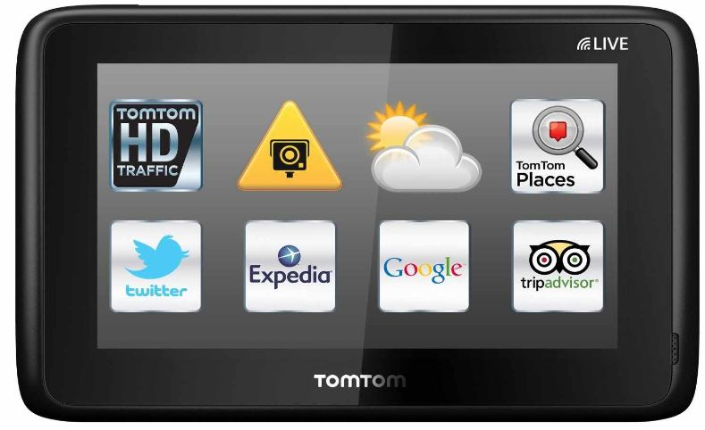 [Amazon WHD] Navi: TomTom GO LIVE 1015 Europe inkl. Versand 222,27€