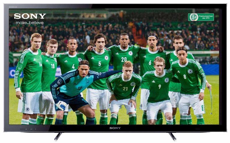 [Amazon] TV Deal des Tages: 40er FullHD 3D TV Sony Bravia (Motionflow XR 400Hz, DVB T2/C2/S2, Internet TV) inkl. Versand 699€