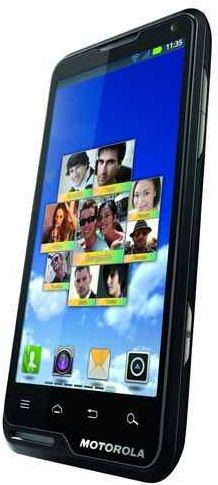 [ebay Wow] Smartphone: Motorola Motoluxe, WLAN, Bluetooth 3.0 GPS inkl. Versand 159,90€