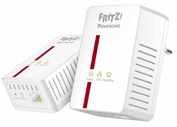 [Amazon] Powerline Set: AVM FRITZ! 500E (500 Mbit/s, Gigabit LAN) inkl. Versand 69,90€