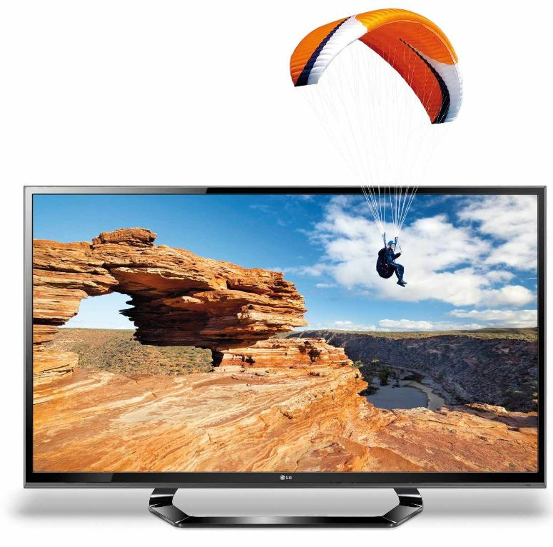 [Amazon] Update! Knaller! TV Deal des Tages: 55″er Cinema 3D TV LG (Full HD, 200Hz MCI, DVB T/C/S2) inkl. Versand 768,60€ (Vergleich 954€)