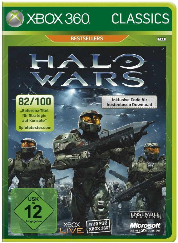 [Amazon] XBox Aktion: Halo Classics für zusammen nur 49€ + USK Abgabe