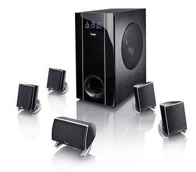 [MeinPaket] Wieder da! Lautsprechersystem: Teufel Concept E 300 5.1 inkl. Versand für nur 220,48€